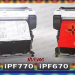 Nuevos IPF670/770
