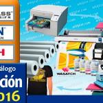 Catálogo sublimación 2016
