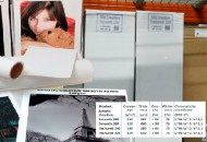 Papel fineart grandes formatos
