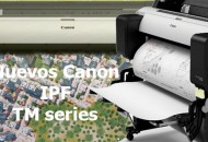 Nuevos Canon TM series