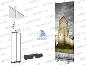 Expositores y Display - Roll Up Banner