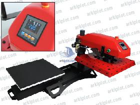 Plancha neumática ArkiPress 4050PSI - 40x50cm (apertura lateral)